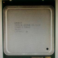 Procesor Intel Intel Xeon E5-2640 cu douăsprezece căi