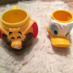 Новые коллекционные кружки от Disney