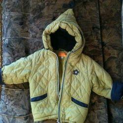 Winter jacket for girl
