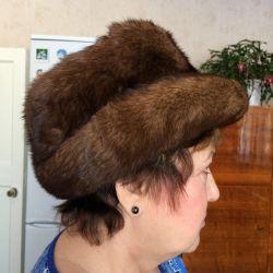 Mink pălărie