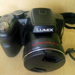 Compact camera Panasonic Lumix DMC-LZ30