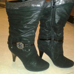 Χειμερινές μπότες 38τ