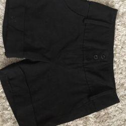 Shorts, skirt, pants