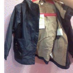 Куртка на хлопчика 4-5 років