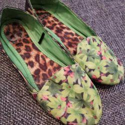 Ballet shoes shoes r. 36