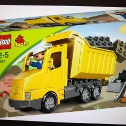 LEGO camion duplo