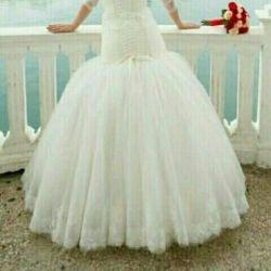 Ivory rochie de nunta