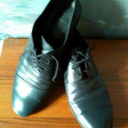 Boots genuine leather Roberto del Carlo