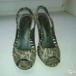 Туфли летние открытые женские (bona mente)