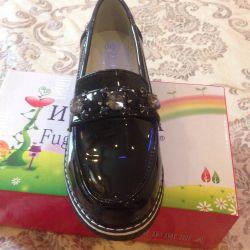 Λουκέτα για κορίτσια, παπούτσια
