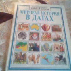Εγκυκλοπαίδεια. Η ιστορία του κόσμου στις ημερομηνίες