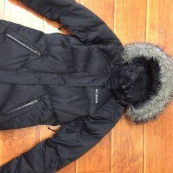 Jacheta de iarnă în jos jacheta Colambia