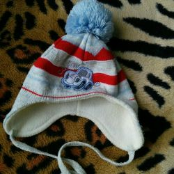Bir çocuk için bahar şapka