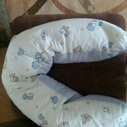 Perna pentru gravide / Nursing + GIFT