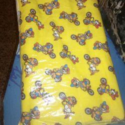 Diaper Flannel