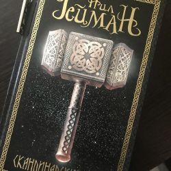 Kitap Neil Gaiman İskandinav Tanrıları
