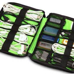 Teller, kablolar için çanta (çanta)
