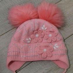 шапочка зима