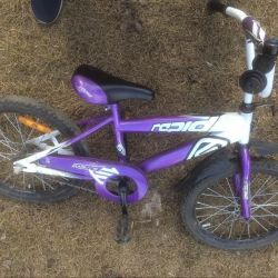 Детский велосипед Rapid