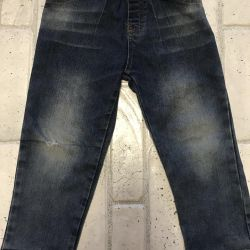 Used jeans, p.3 / 4 years
