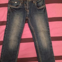 jeans r. 110