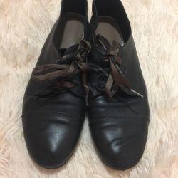 Ayakkabı Tamaris nat.kozha (siz değiş tokuş edebilirsiniz)