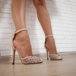 Pantofi pulbere