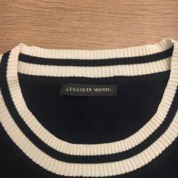 Κορυφαία McQueen, T-shirt, Cardigan, Brand