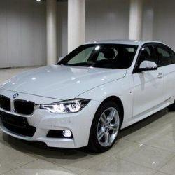 BMW Σειρά 3, 2018