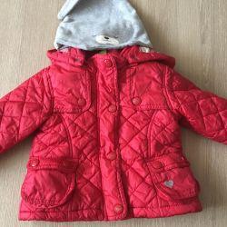 Куртка Zara 74р.