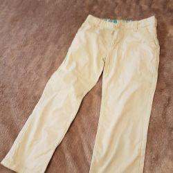 Yaz pantolon