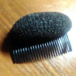 A hairpin for a volume hairstyle.
