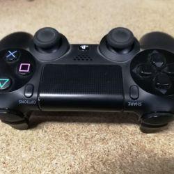 Gamepad για το Sony PS4. Ανταλλαγή
