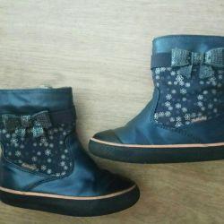 Pabloski boots size 25