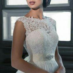Repair, hichistka, steaming wedding dresses.