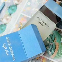 Parfum NEW DG Albastru deschis, 50 ml.
