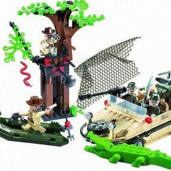 Brick Amphibian Designer, New