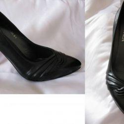 Новые Туфли.кожа