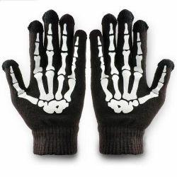 Gloves and balaclava, ski, Moto cycling mask