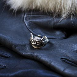 Δαχτυλίδι Cheshire Cat