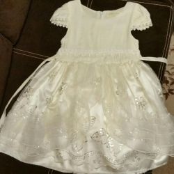 Φόρεμα για 2-4γρ.