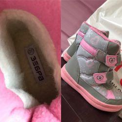 Zebra botları yeni
