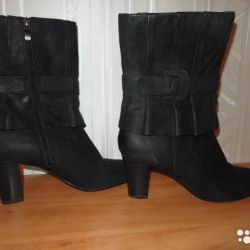 I will sell boots company whim genuine leather