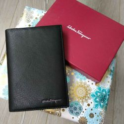 Ferragamo Passport Cover