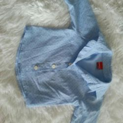 Shirt on a fashionista.