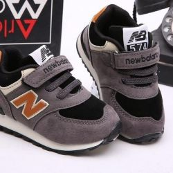 New childrens sneakers NB