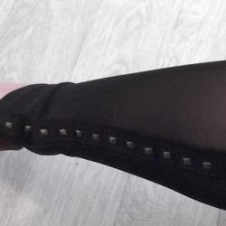 KikiRiki леггинсы- брюки со ,шпорами,