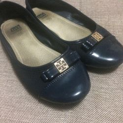 Soft shoes for a girl 35 р-р