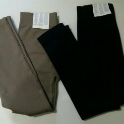 Women's leggings corrective figure 2 pieces