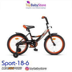 Bicycles children's MAXXPRO SPORT 18